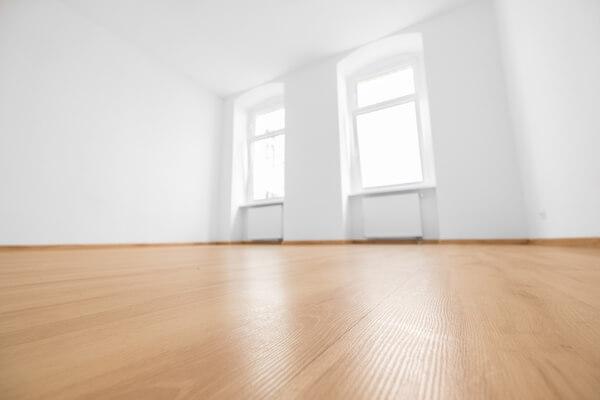 Nya golv är en härlig förändring