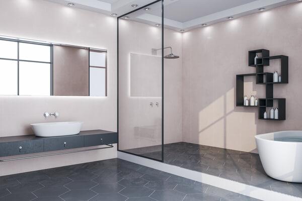 Fixa badrummet till en dröm